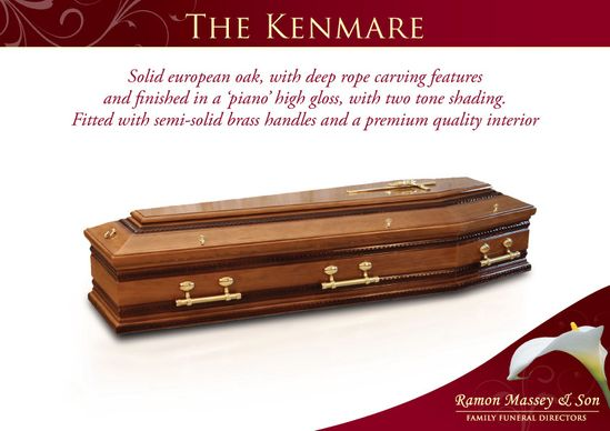 the kenmare coffin range